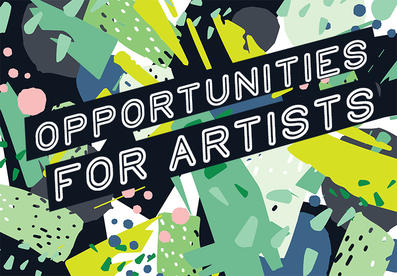 Opportunities for Artists in June