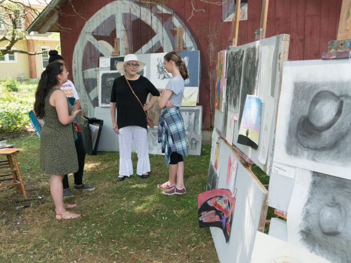 Barn Studio of Art