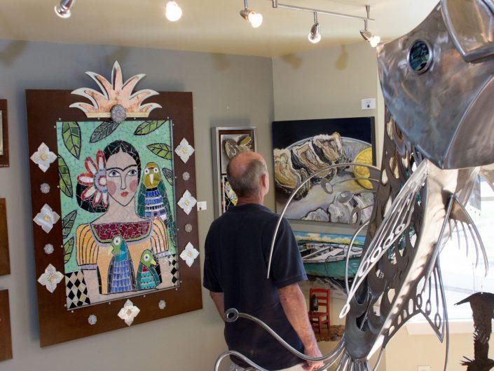 Chora Leone Gallery