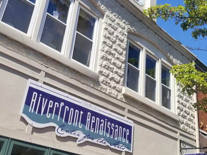 Riverfront Renaissance Center