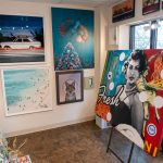Beacon Art Shortwave Gallery